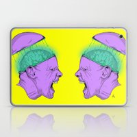 Brain Stain Laptop & iPad Skin