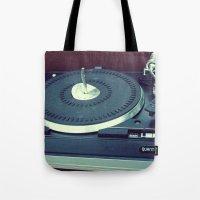 Spin Tote Bag