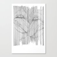 Play Your Part Canvas Print