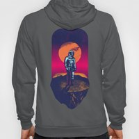 Awakening in a Strange Land Hoody