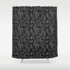 Schoolyard Aviation Shower Curtain