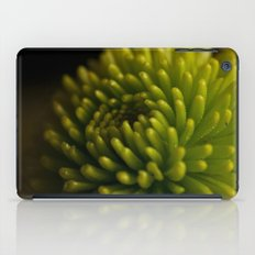 Green Leaves iPad Case