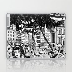 paranoia Laptop & iPad Skin