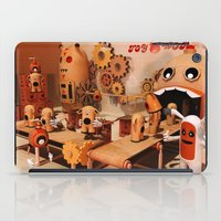 Toy Works iPad Case