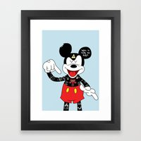 Let's Play Framed Art Print