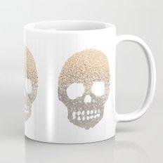 GOLD SKULL Mug