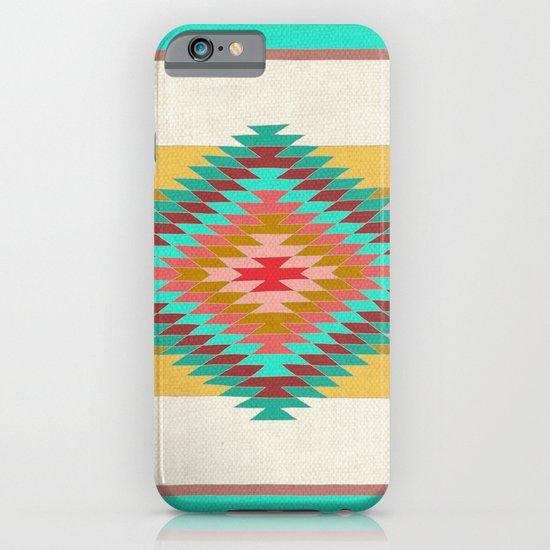 FIESTA (teal) iPhone & iPod Case