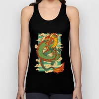 Serpent Of The Wind Unisex Tank Top