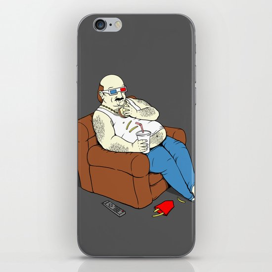 Couch Potato iPhone & iPod Skin