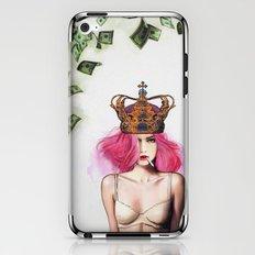 Queen Bitch iPhone & iPod Skin