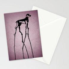 SalvaDog Dalí Stationery Cards
