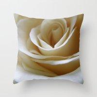 Yellow Roses #21 Throw Pillow
