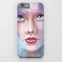 iPhone & iPod Case featuring Lady Bubble by Jessica Prando