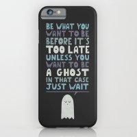 Motivational Speaker iPhone 6 Slim Case