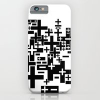 iPhone & iPod Case featuring PLUS/MINUS by Will Hill