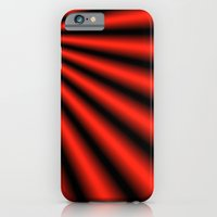 Red and Black  iPhone 6 Slim Case