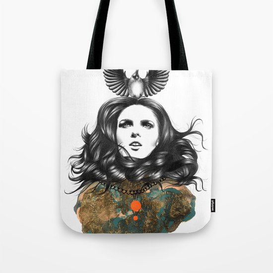US AND THEM / THE OATH Tote Bag