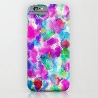 Amaris Magenta iPhone 6 Slim Case
