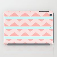Pastel Pattern iPad Case