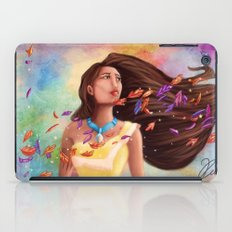Colors of the Wind iPad Case
