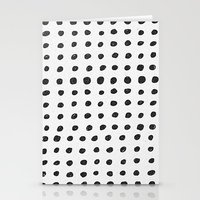 Scribble Dots Stationery Cards
