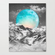 It Seemed To Chase The D… Canvas Print