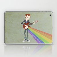 Radiohead Thom in Rainbows Laptop & iPad Skin