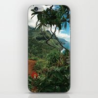 Kalalau Kauai iPhone & iPod Skin