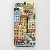 Painted Houses iPhone 6 Slim Case