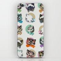 Cats & Bowties iPhone & iPod Skin