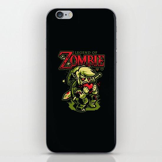 Legend of Zombie iPhone & iPod Skin