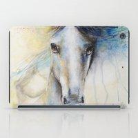 Horse Watercolor Paintin… iPad Case