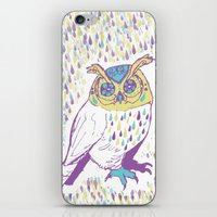 The Second Owl iPhone & iPod Skin