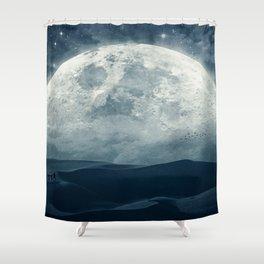 Shower Curtain - Pilgrimage - Seamless