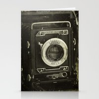 1949 Century Graphic Cam… Stationery Cards