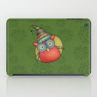 Puki Owl iPad Case