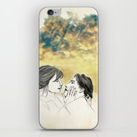Pleasure Delayer iPhone & iPod Skin