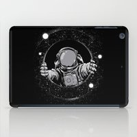 Black Hole iPad Case