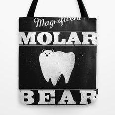 Molar Bear (Gentlemen's Edition) Tote Bag