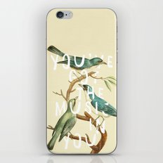 The Music In You iPhone & iPod Skin