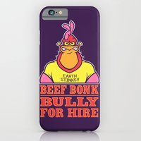 Bully For Hire iPhone 6 Slim Case