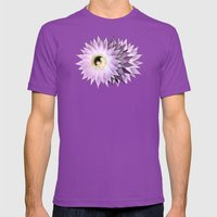 Cactus Mens Fitted Tee Ultraviolet SMALL