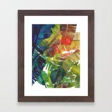 The Jungle vol 5 Framed Art Print