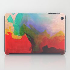 Glitch 14 iPad Case
