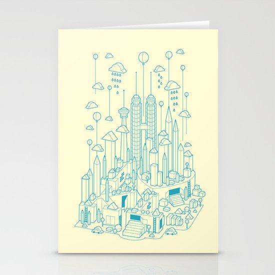 Kuala Lumpur Stationery Card