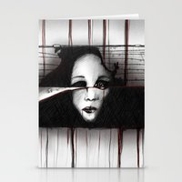 Trapped II Stationery Cards