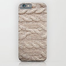 sweater Slim Case iPhone 6s