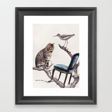 little 03 Framed Art Print