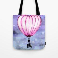 Suicidal Love Tote Bag