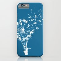 iPhone Cases featuring Going where the wind blows by Budi Kwan